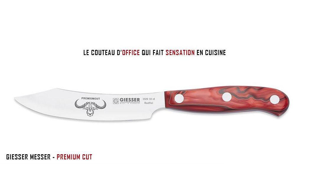 PROCOUTEAUX Couteau d'office Couper Eplucher Cuisine Accessoires  |