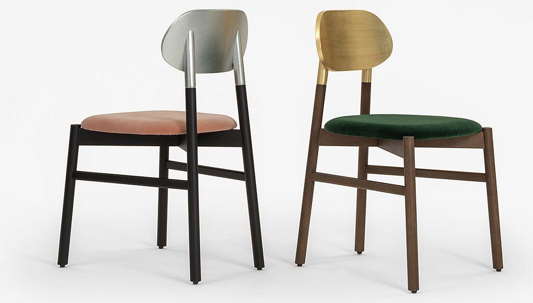 COLE ITALIA Chaise Chaises Sièges & Canapés  |