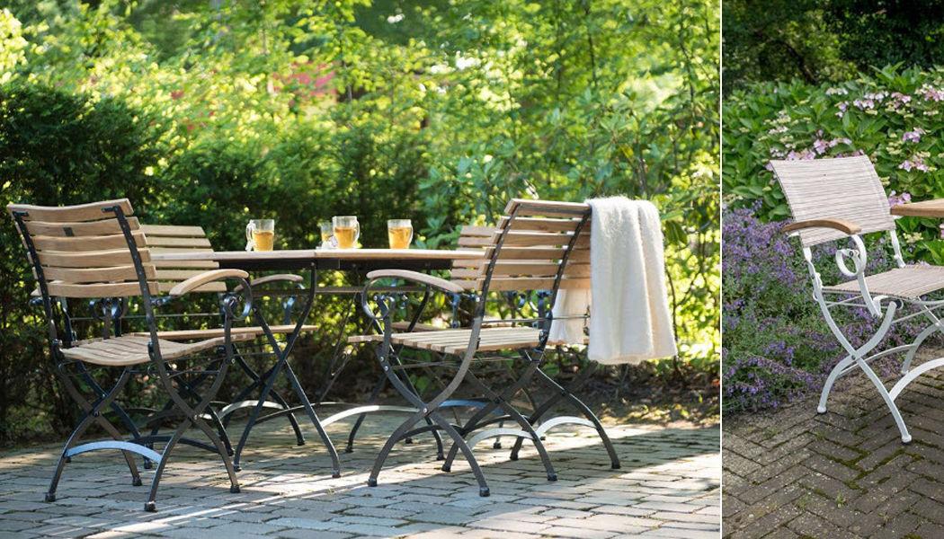 VIVENLA Chaise de jardin Chaises de jardin Jardin Mobilier  |