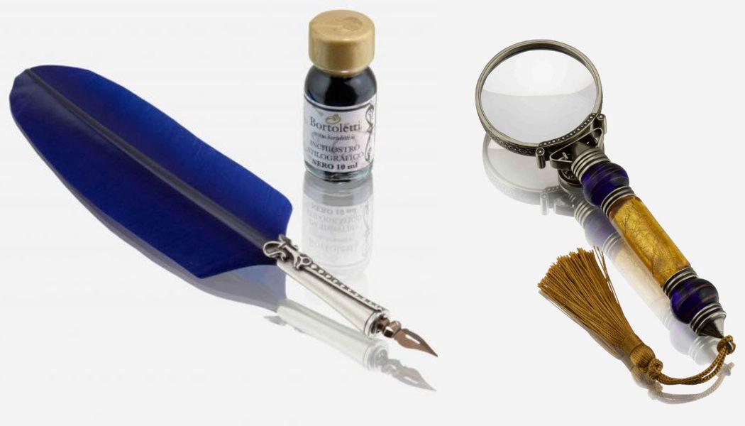 Bortoletti Stylo à plume Papeterie Ecriture Papeterie Accessoires de bureau  |