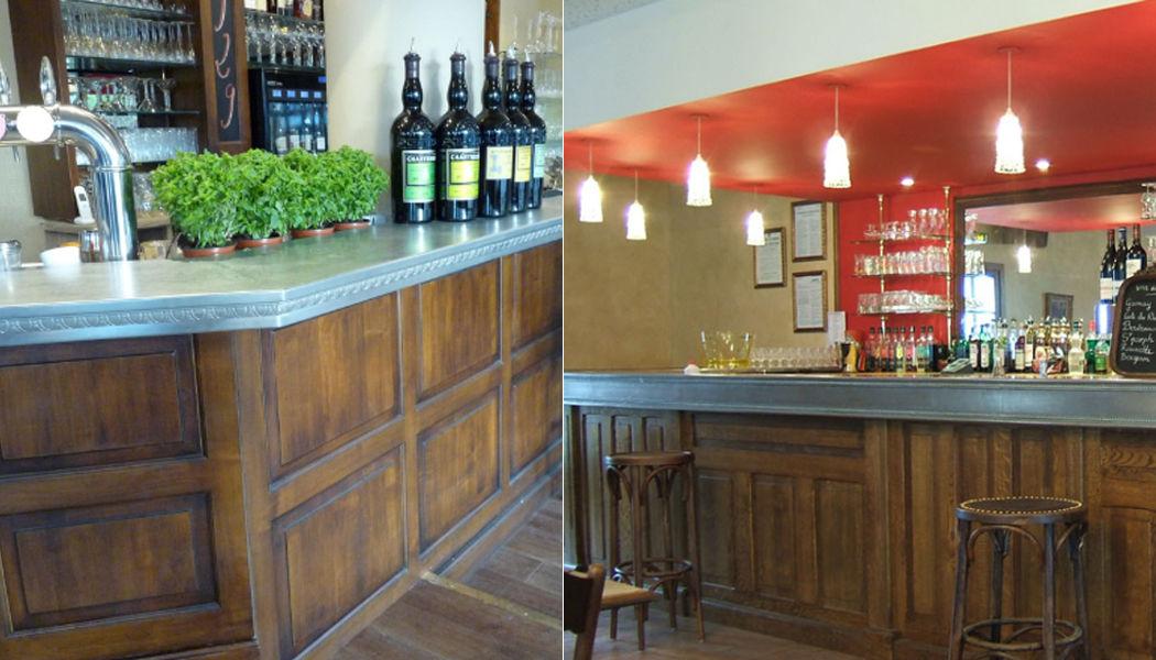 Les Etains De Lyon Bordure de bar Bars Tables & divers  |