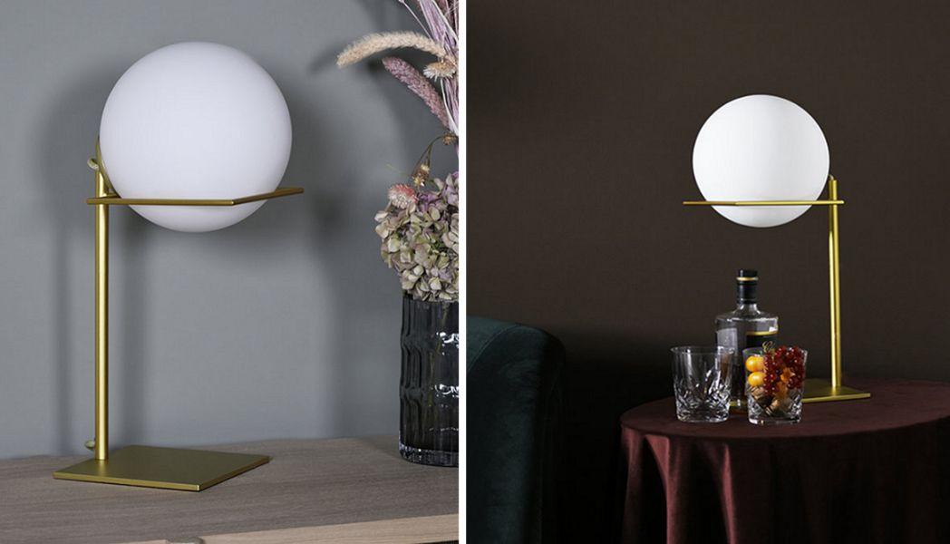ENO STUDIO Lampe à poser Lampes Luminaires Intérieur   
