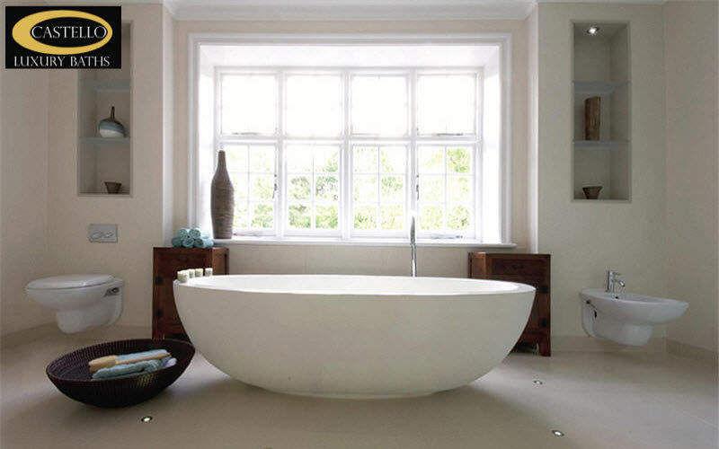 Castello Luxury Baths Salle de bains | Design Contemporain