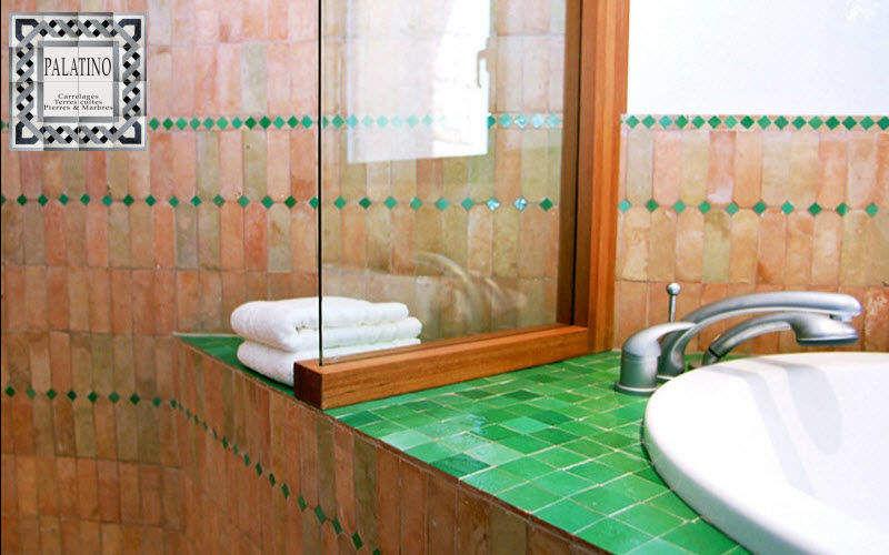 Carrelage  Palatino Carrelage salle de bains Carrelages Muraux Murs & Plafonds Salle de bains | Ailleurs