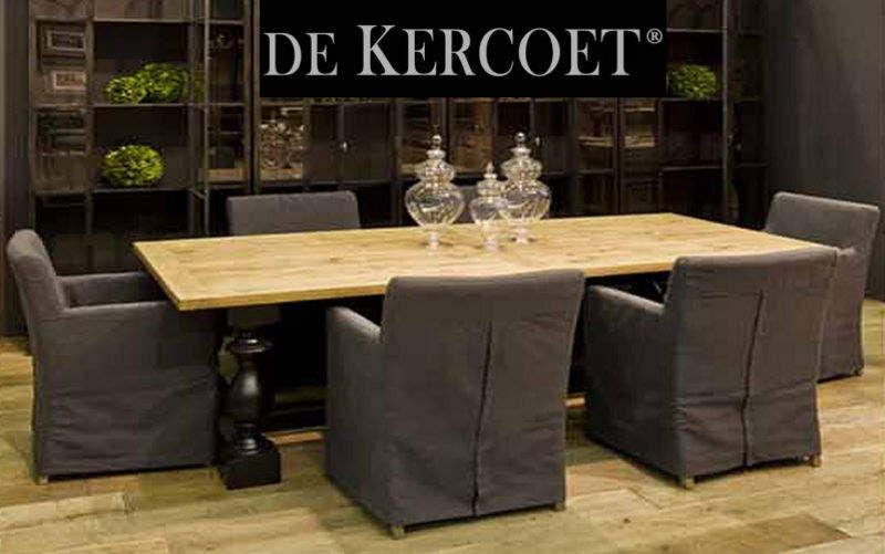 De Kercoet Table de repas rectangulaire Tables de repas Tables & divers Salle à manger | Charme