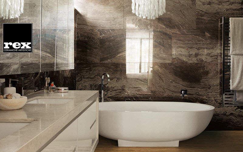 REX CERAMICHE ARTISTICHE Carrelage salle de bains Carrelages Muraux Murs & Plafonds Salle de bains | Classique