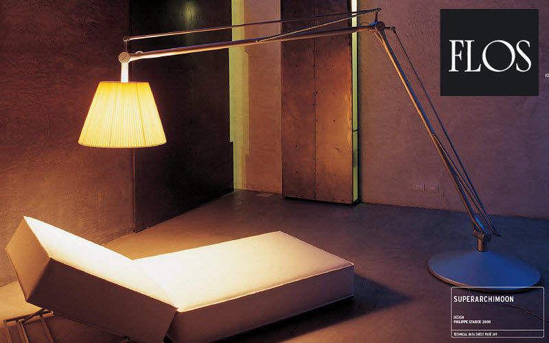 FLOS Lampadaire Lampadaires Luminaires Intérieur  |