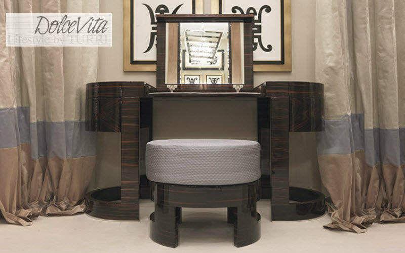 DOLCE VITA LIFESTYLE Coiffeuse Coiffeuses Rangements Chambre | Design Contemporain