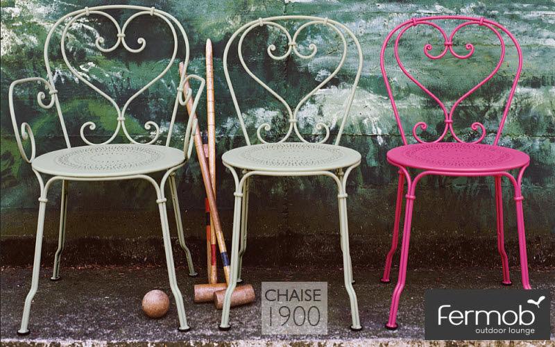 Fermob Chaise de jardin Chaises de jardin Jardin Mobilier  |