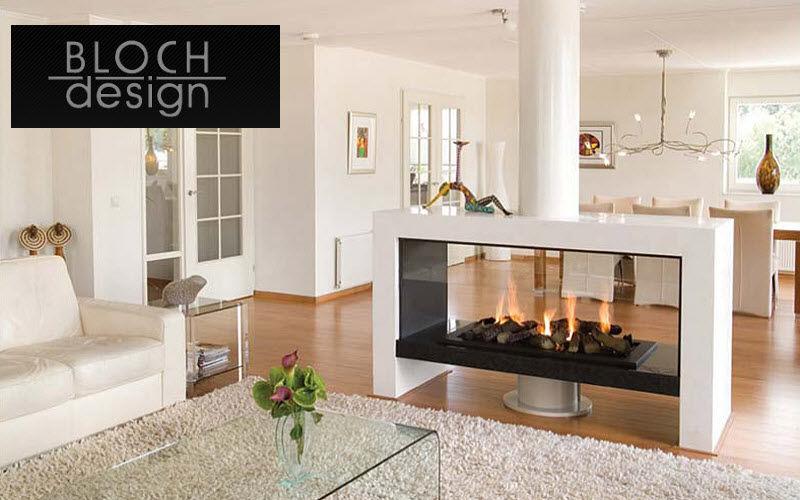 Bloch Design Cheminée centrale Cheminées Cheminée  |