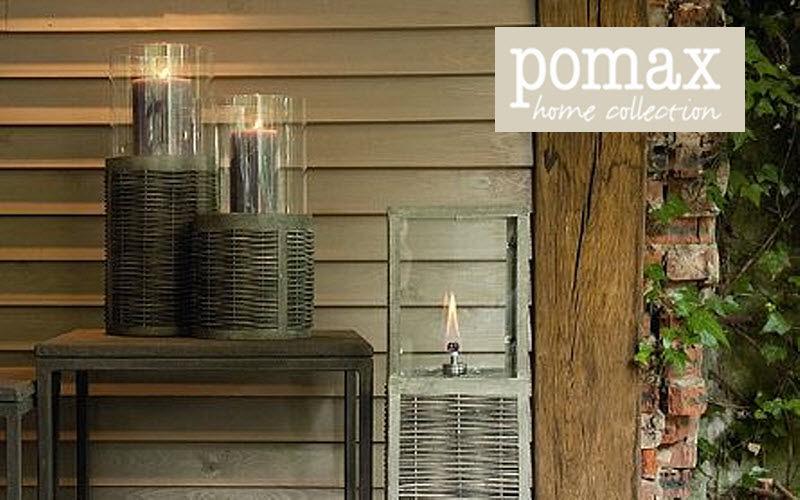 Pomax Photophore Bougies Bougeoirs Objets décoratifs   