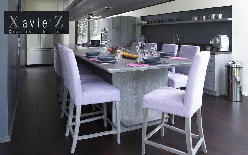 Cuisine style design contemporain decofinder for Xavie z