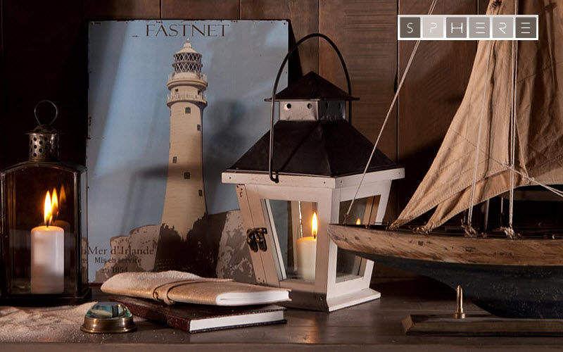 Sphere Inter Lanterne d'intérieur Lanternes d'intérieur Luminaires Intérieur Salon-Bar | Bord de mer