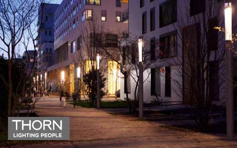 Thorn Lighting Réverbère Réverbères lampadaires Luminaires Extérieur Espace urbain | Design Contemporain