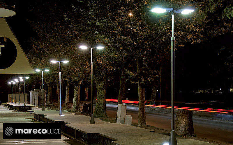 Mareco Luce Réverbère Réverbères lampadaires Luminaires Extérieur   