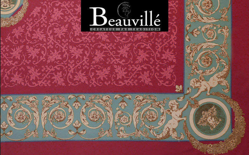 Beauville Nappe rectangulaire Nappes Linge de Table  |