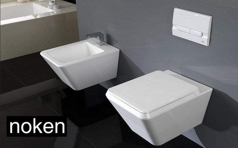 NOKEN Bidet suspendu Bidets Bain Sanitaires  |
