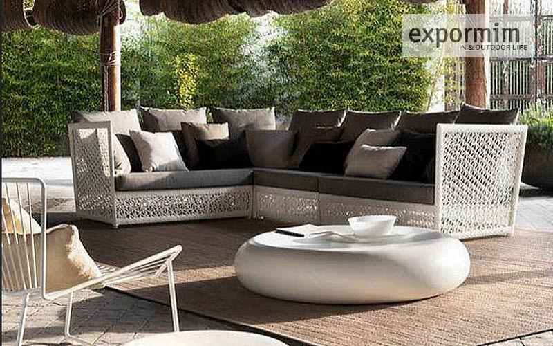 EXPORMIM Canapé de jardin Salons complets Jardin Mobilier  |