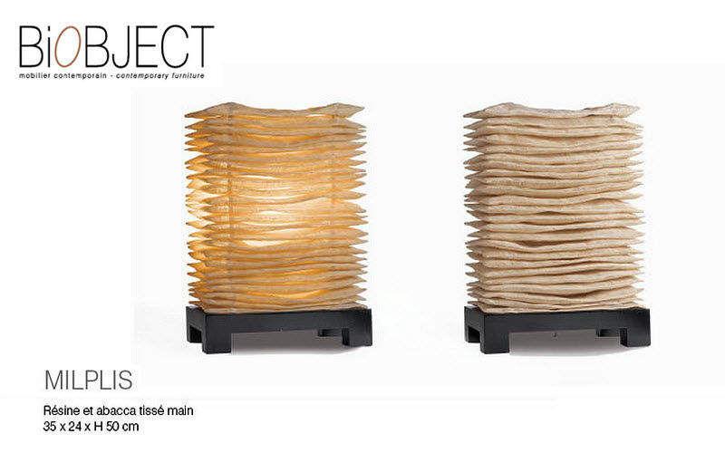 Biobject Lampe à poser Lampes Luminaires Intérieur  |