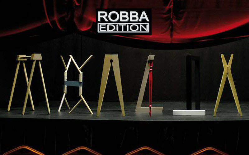 ROBBA EDITION Tréteaux Tables d'appoint Tables & divers  |