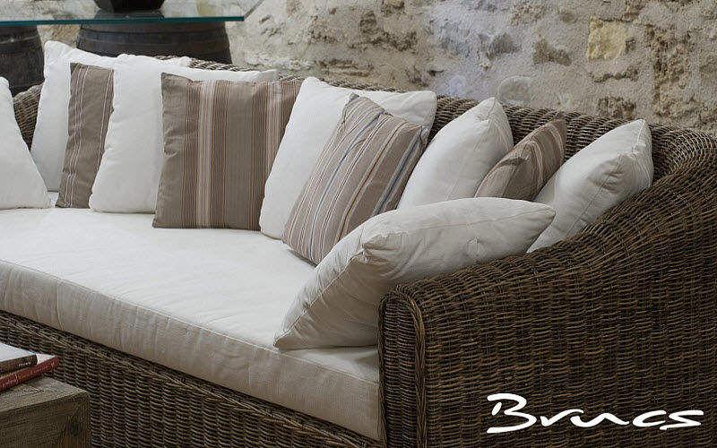 BRUCS Canapé de jardin Salons complets Jardin Mobilier  |