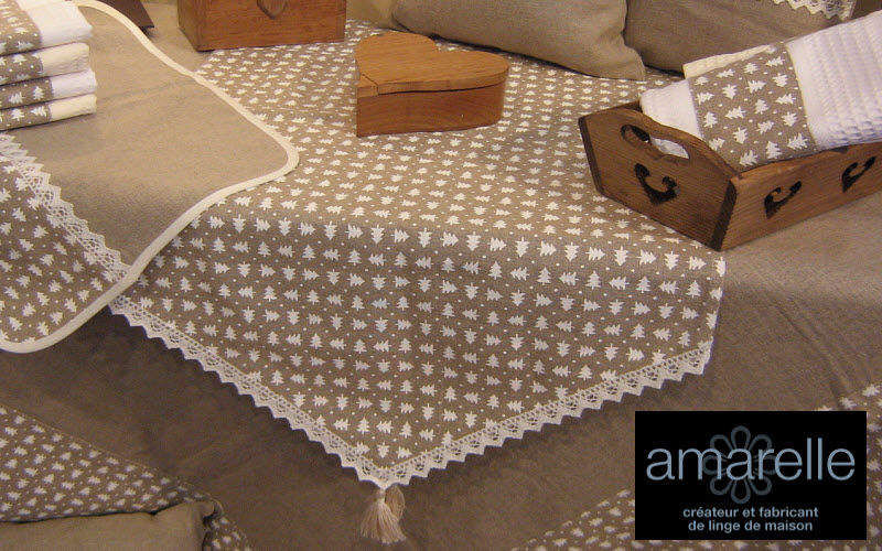 Amarelle Chemin de table Nappes Linge de Table  |