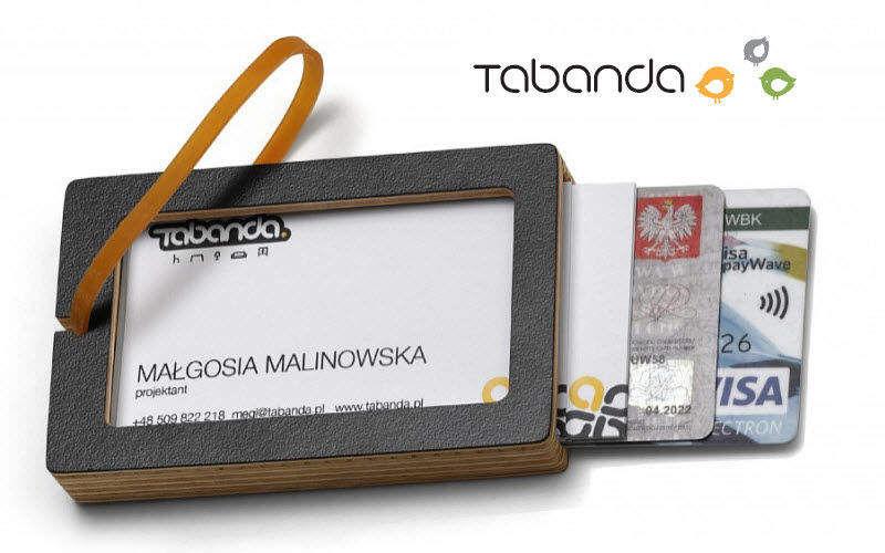 TABANDA Porte-cartes de visite sacs et accessoires En marge de la Déco  |
