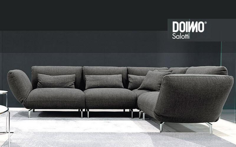 Doimo Salotti Canapé d'angle Canapés Sièges & Canapés  | Design