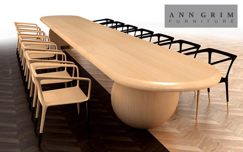 ANN GRIM Table de réunion Bureaux et Tables Bureau  |