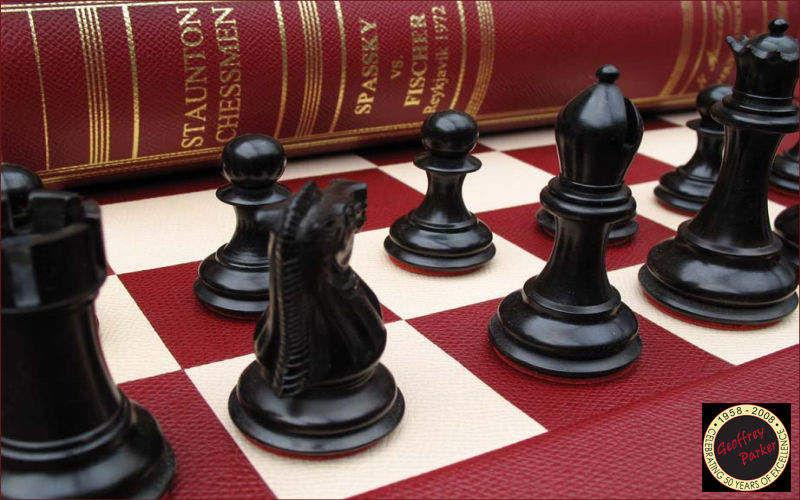 GEOFFREY PARKER GAMES Jeu d'échecs Jeux de société Jeux & Jouets  |