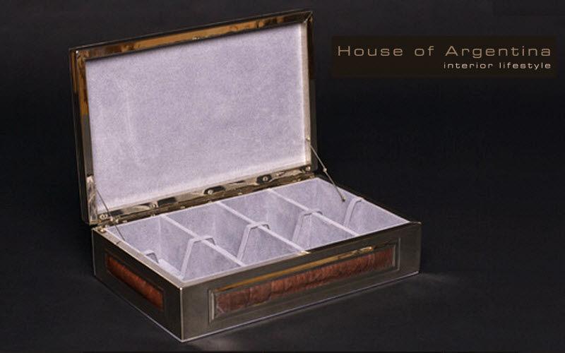 HOUSE OF ARGENTINA Coffret à bijoux Coffrets Objets décoratifs  |