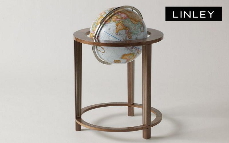 LINLEY Globe terrestre Objets de marine Objets décoratifs  |