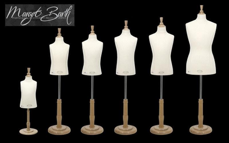 MARGOT BARTH Mannequin Valets et mannequins Rangement Dressing  |
