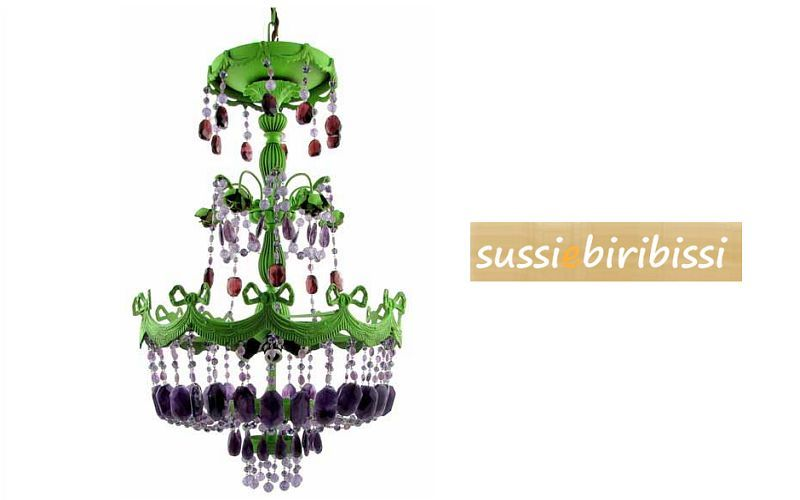SUSSIEBIRIBISSI Lustre Lustres & Suspensions Luminaires Intérieur   