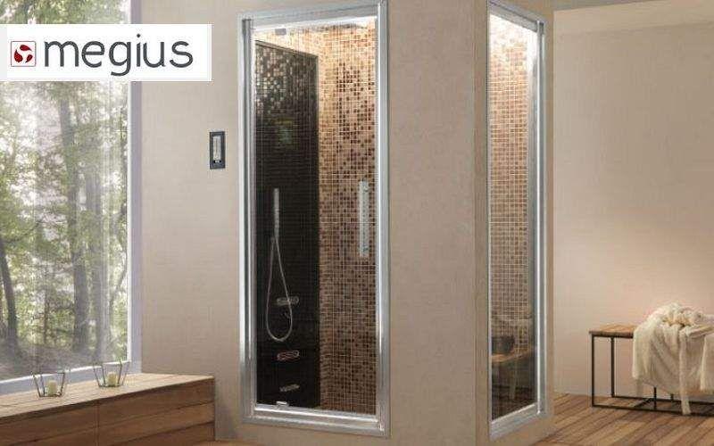 MEGIUS Cabine de douche Douche et accessoires Bain Sanitaires  |