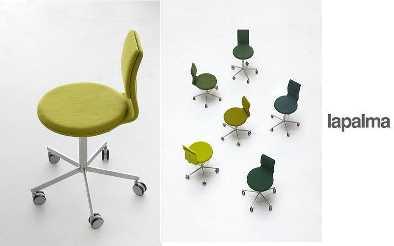 Lapalma Chaise à roulettes Chaises Sièges & Canapés  |