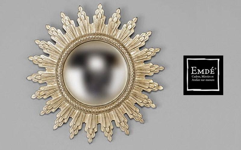 Emde Miroir sorcière Miroirs Objets décoratifs  |