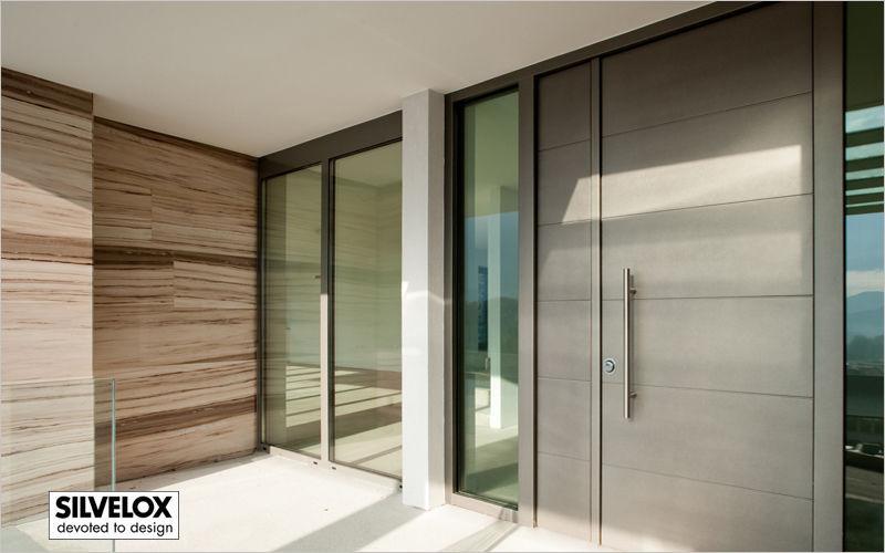Silvelox Porte d'entrée pleine Portes Portes et Fenêtres Entrée | Design Contemporain