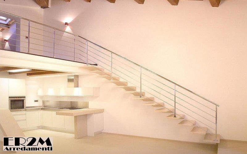 Er2m Escalier droit Escaliers Echelles Equipement  |
