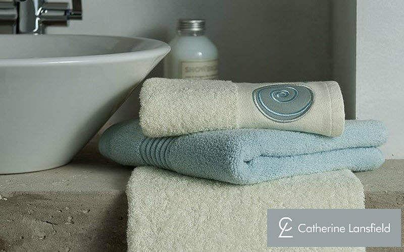 CATHERINE LANSFIELD Serviette de toilette Linge de toilette Linge de Maison  |