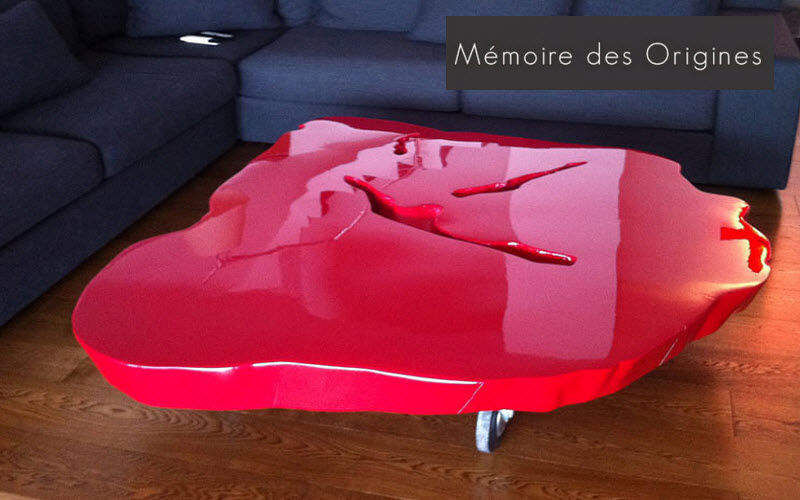 MEMOIRE DES ORIGINES Table basse forme originale Tables basses Tables & divers  |
