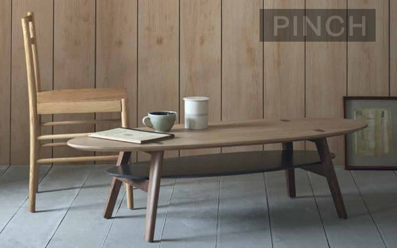 PINCH Table basse ovale Tables basses Tables & divers   