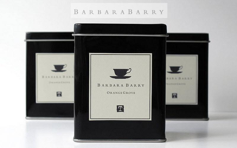 Barbara Barry Thé parfumé Gastronomie Cuisine Accessoires  |