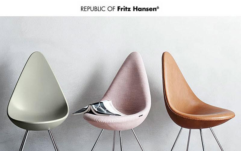 Fritz Hansen Chaise Chaises Sièges & Canapés   