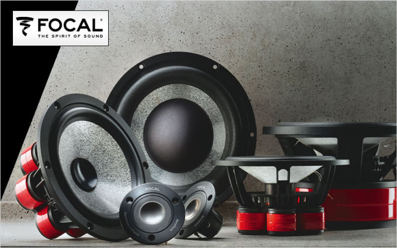 FOCAL Enceinte acoustique Hifi & Son High-tech  |