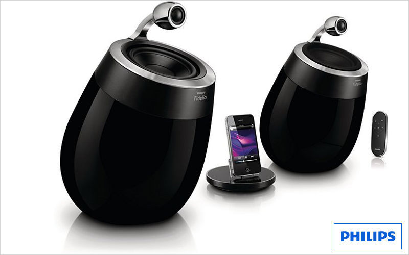 Philips Enceinte station d'accueil Hifi & Son High-tech  |