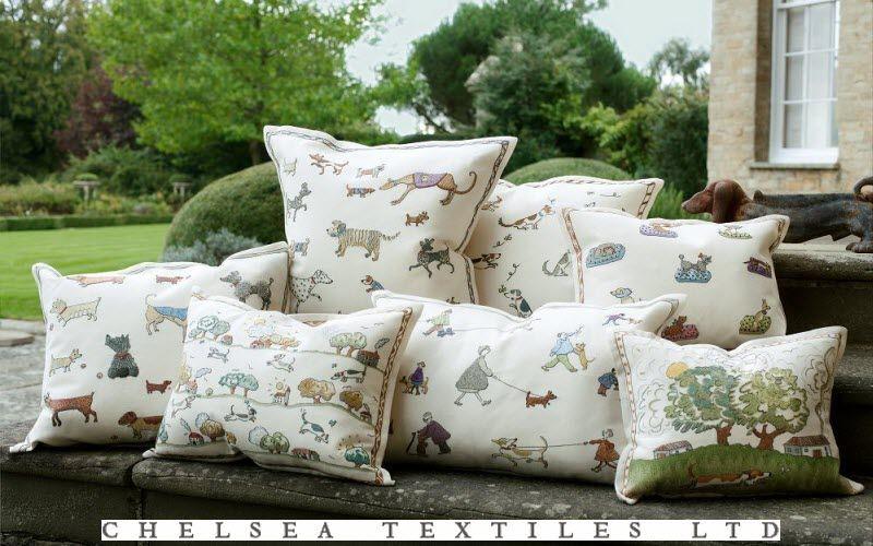 Chelsea Textiles Housse de coussin Coussins Oreillers Linge de Maison  |