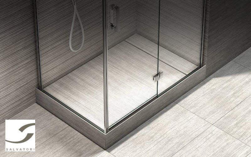 SALVATORI Receveur de douche à poser Douche et accessoires Bain Sanitaires  |
