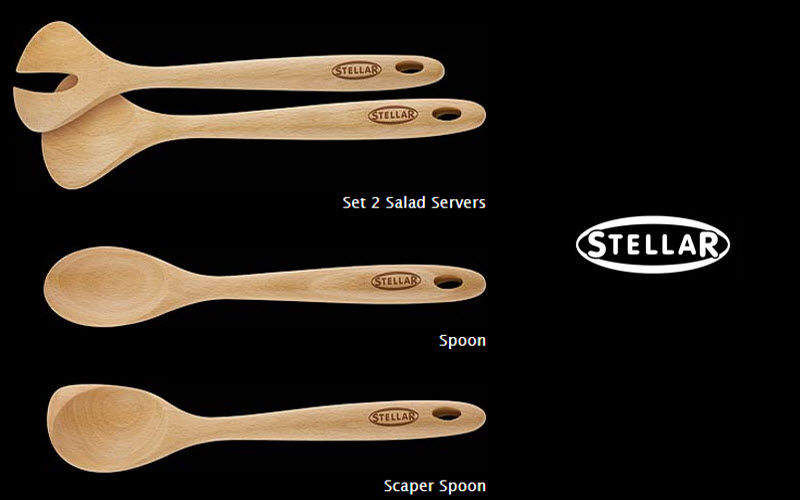 STELLAR Couverts à salade Couverts Coutellerie  |