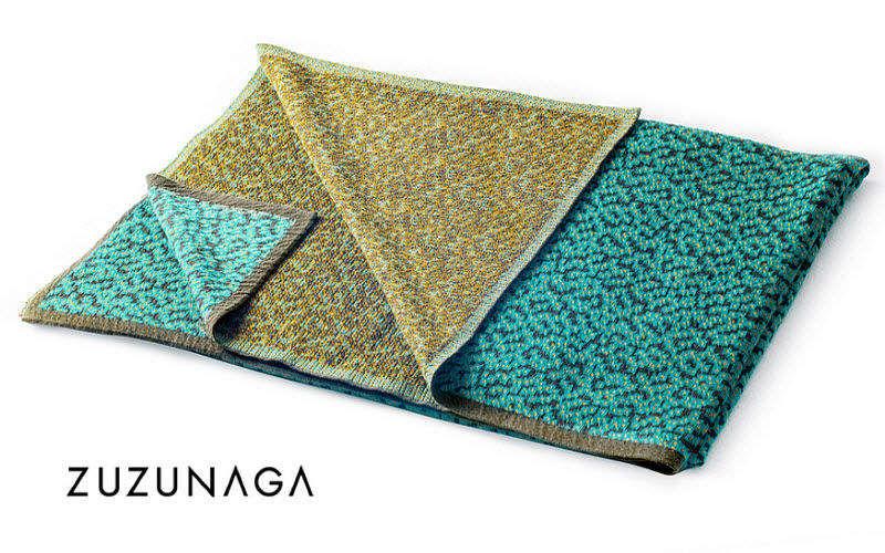 ZUZUNAGA Couverture Couvertures Linge de Maison  |
